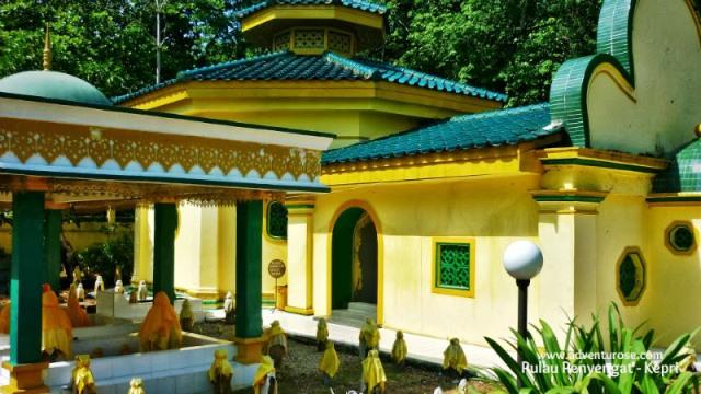 kompleks makam raja-raja