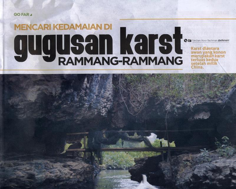 Rammang-rammang 1