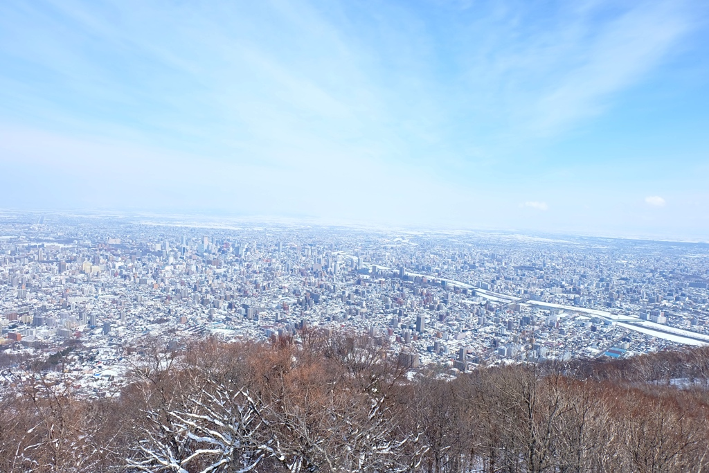 Landscape Sapporo