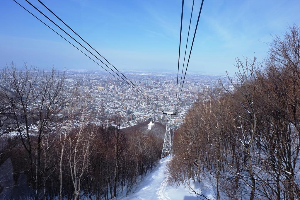 Sapporo Mt. Moiwa 6