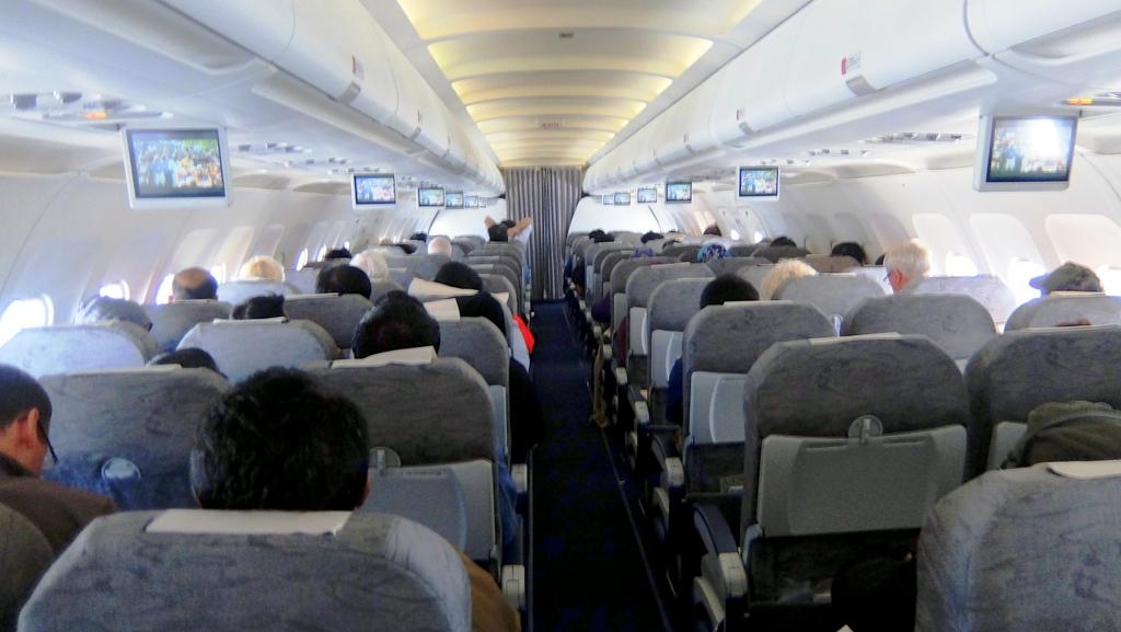 Catatan Terbang Bersama Royal Brunei Airlines