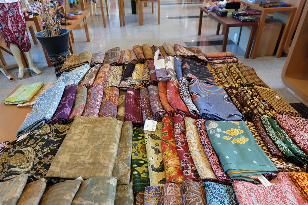 Galeri Batik Smesco