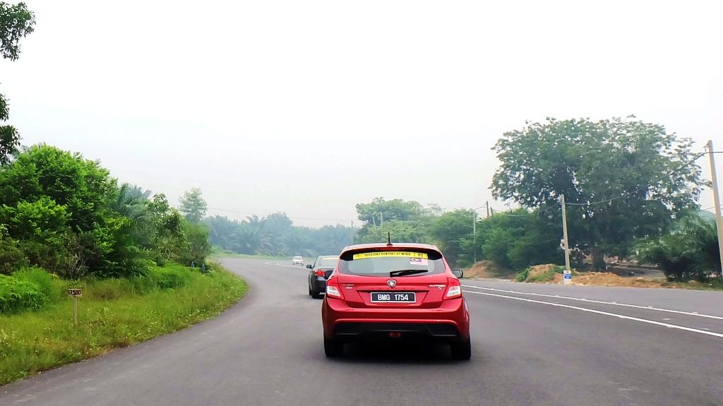 Jalanan Port Dickson