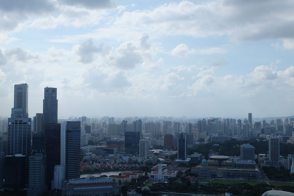 Lanskap Singapura