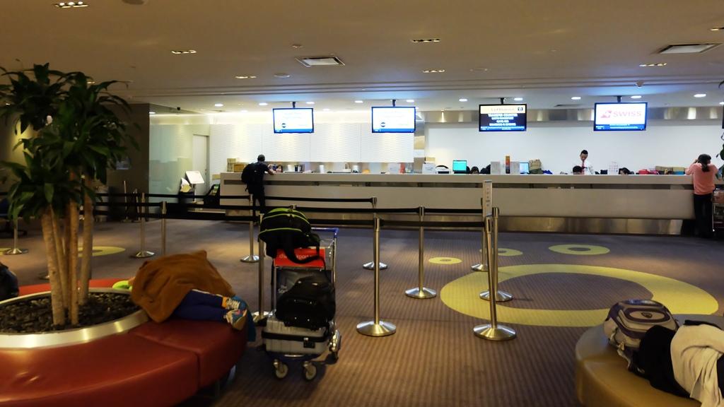 Konter transfer Tiger Airways di Area Gate E Terminal 2 Changi Airport