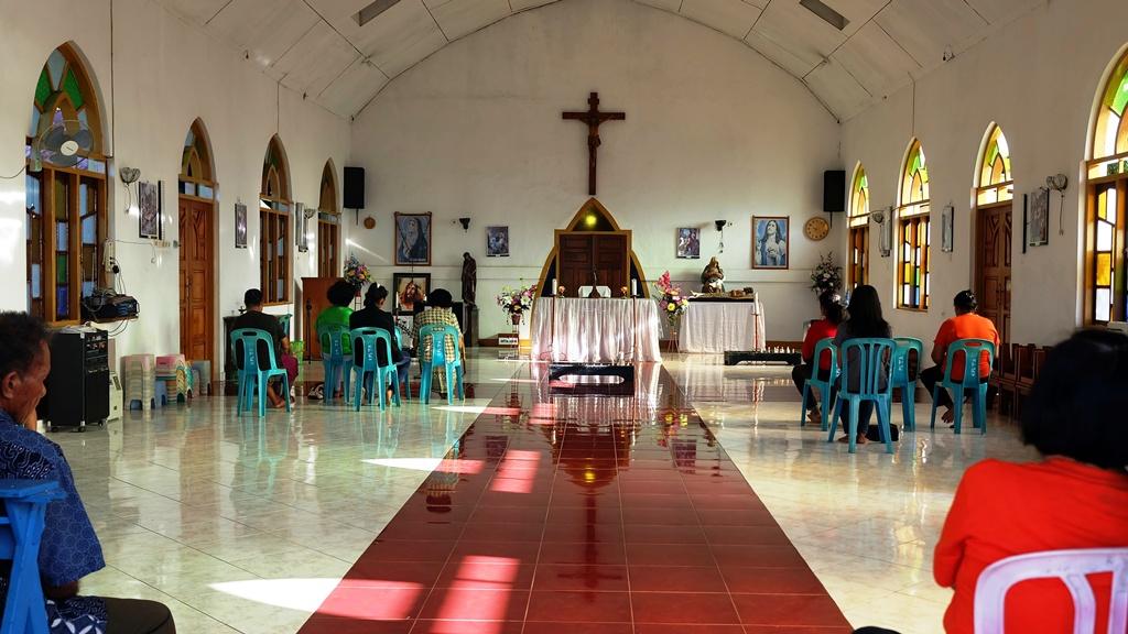 Kapel Tuan Ma