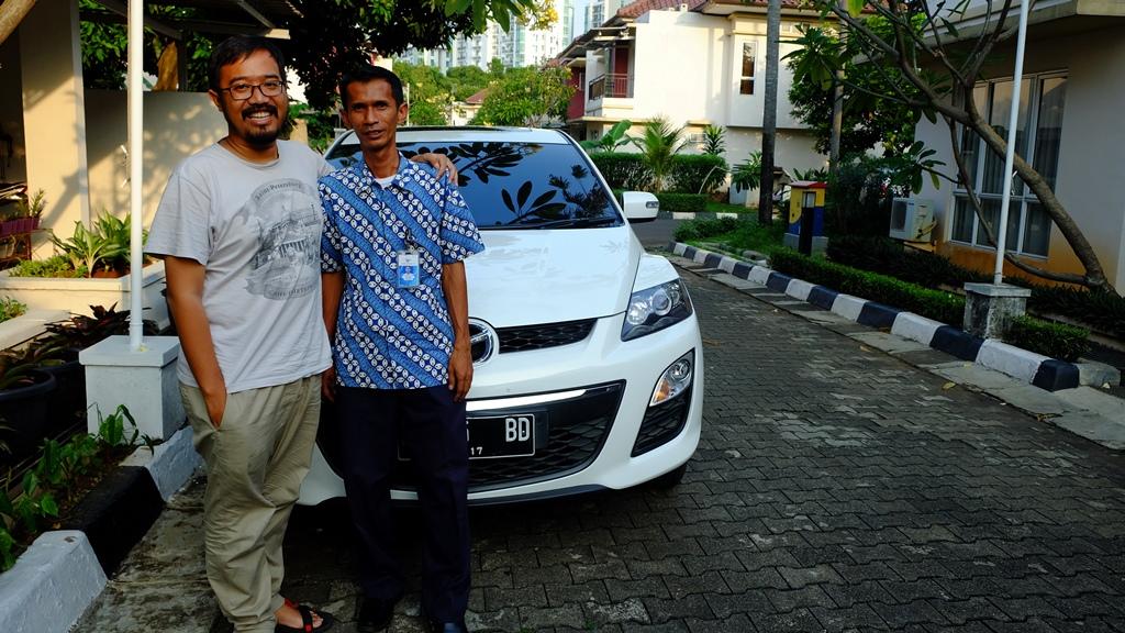 Dengan Driver Citilink Cars