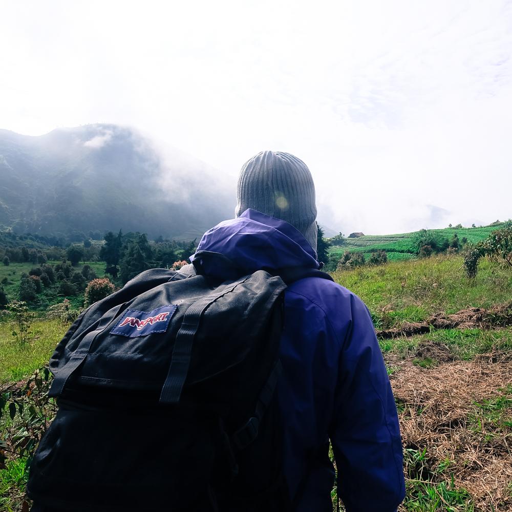 dibawa light trekking